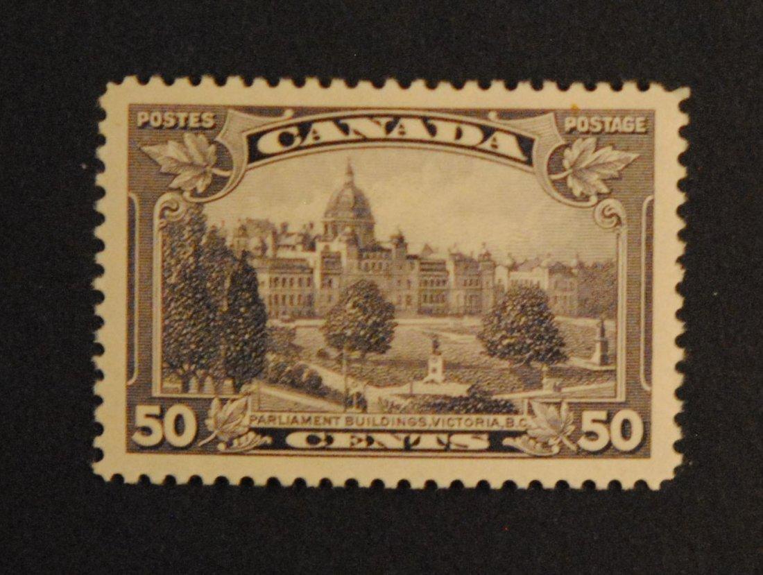 Canada 50c S/C #226  VF MNH
