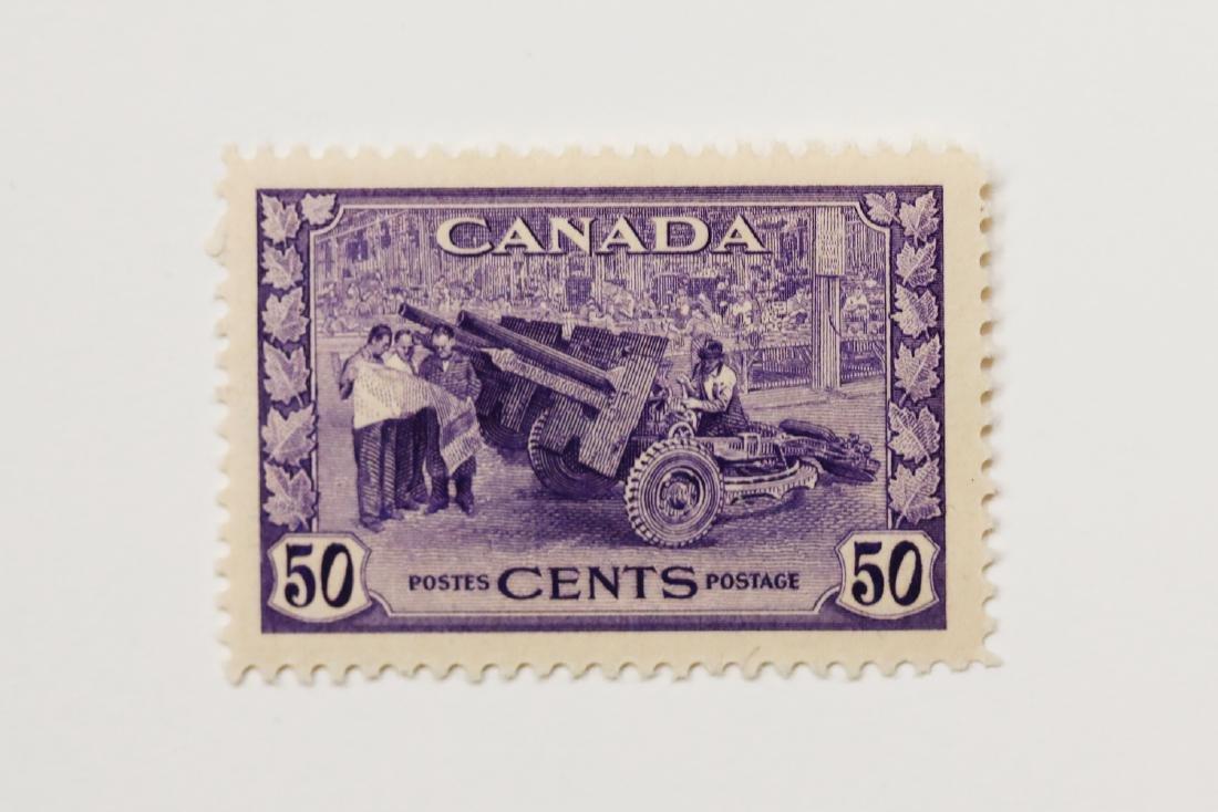 Canada 50c S/C #261 MNH VF