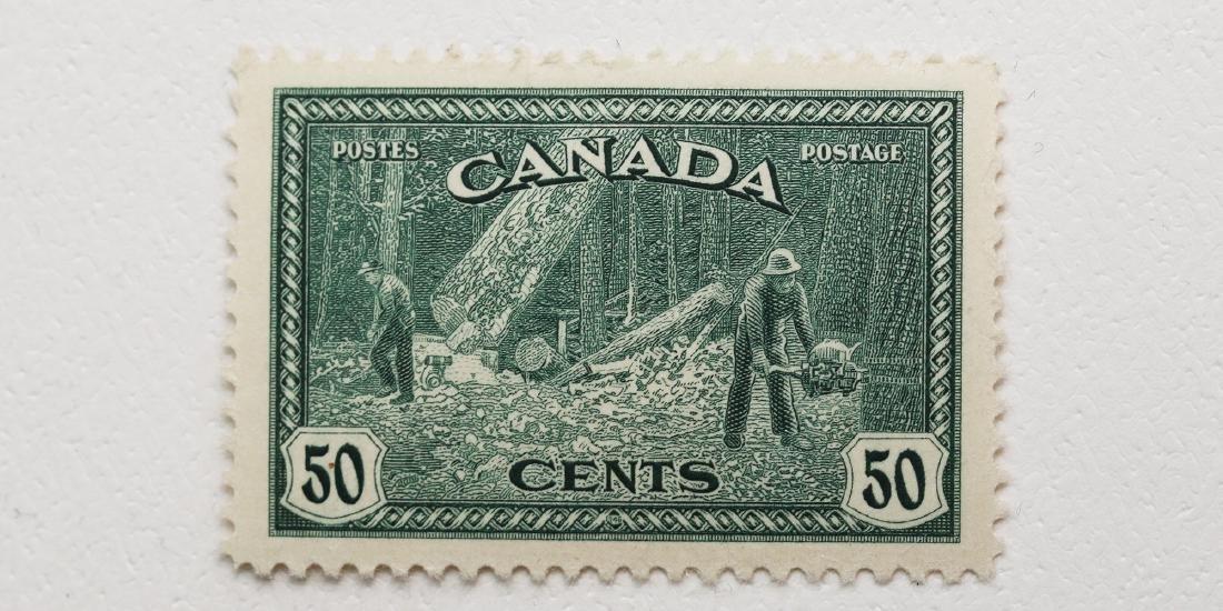 Canada- 50c S/C #272 MNH VF