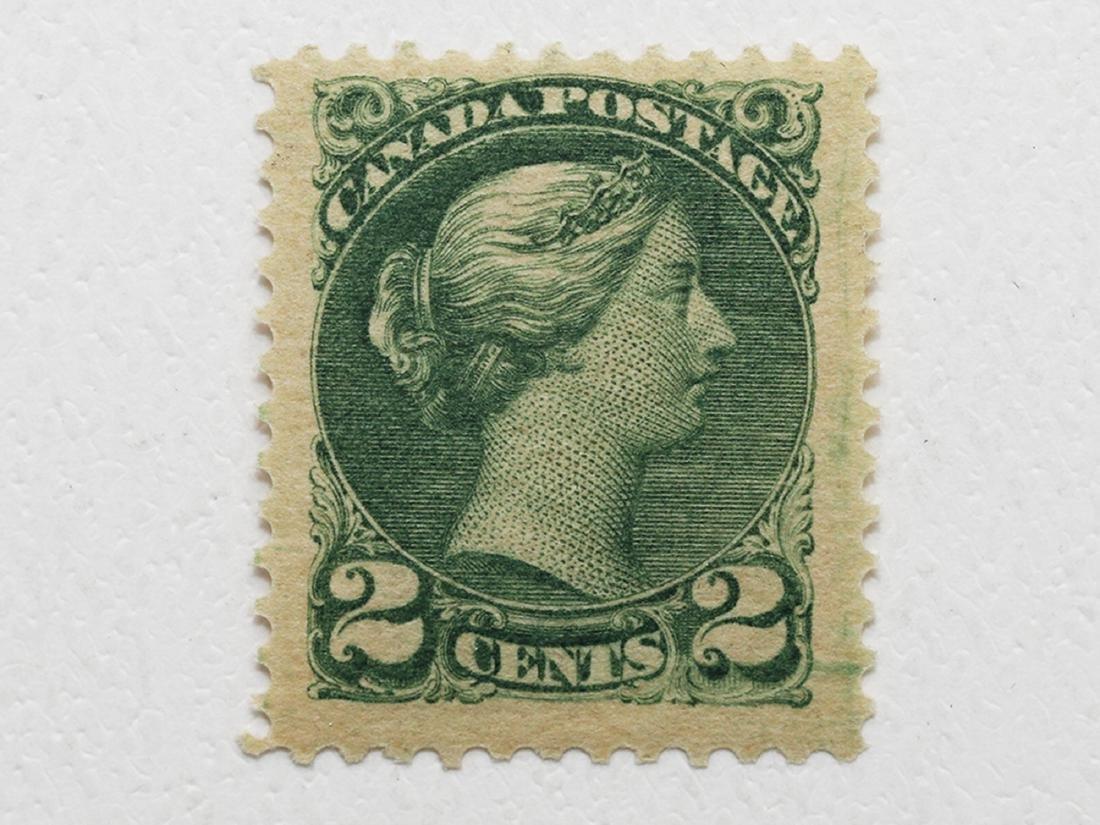 Canada- S/C #36 2c Green MNH OG VF