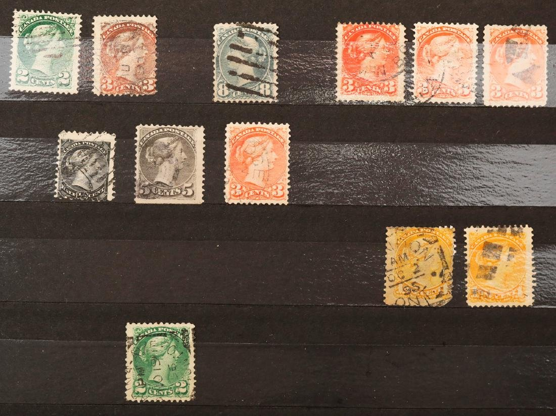 Canada Stamp Collection