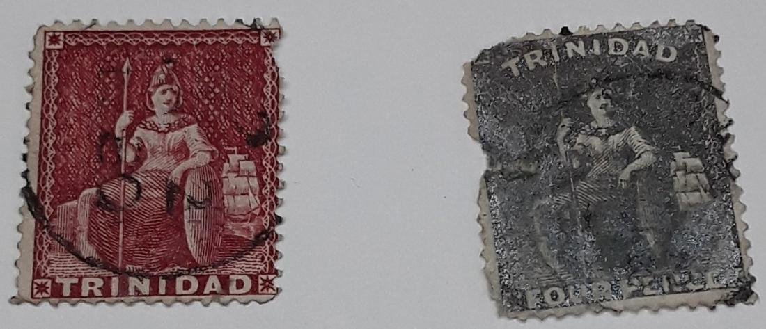 Trinidad Stamp Collection