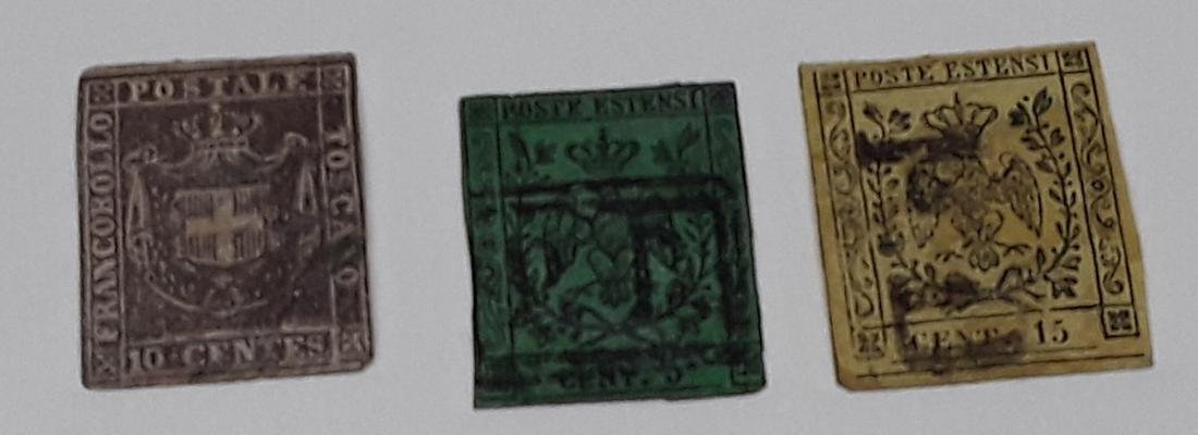 Italy Stamp Collection