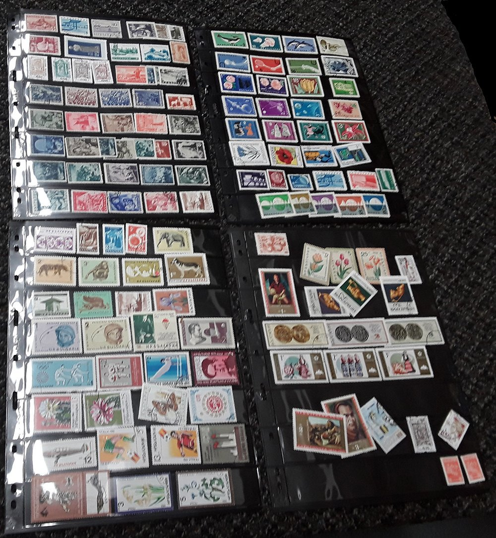 Bulgaria Stamp Collection - 2