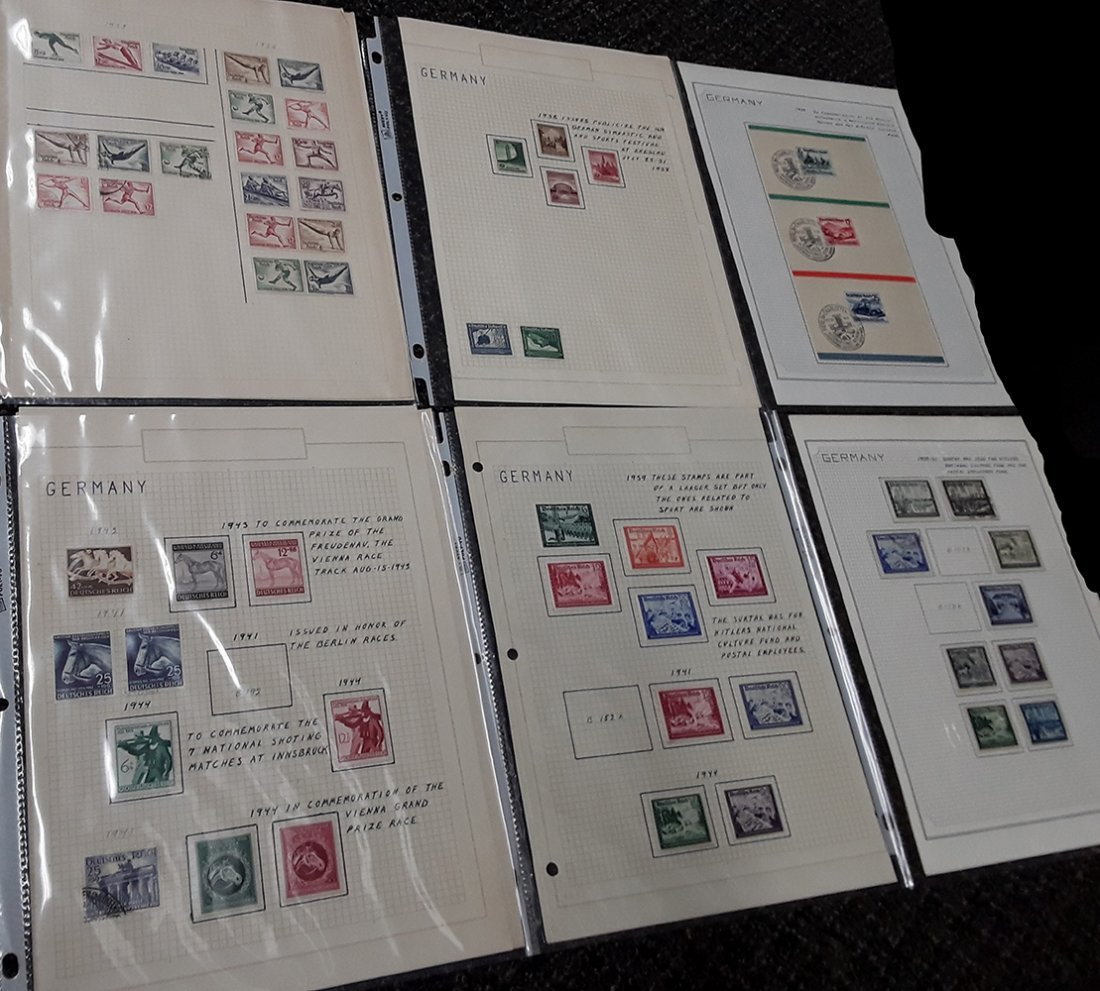Spain Stamp Collection - 3