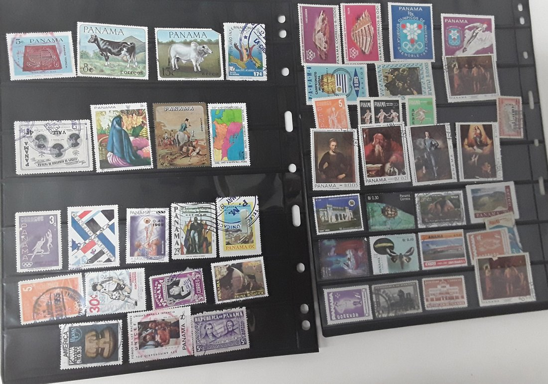 Continent of South America Stamp Collection - 2