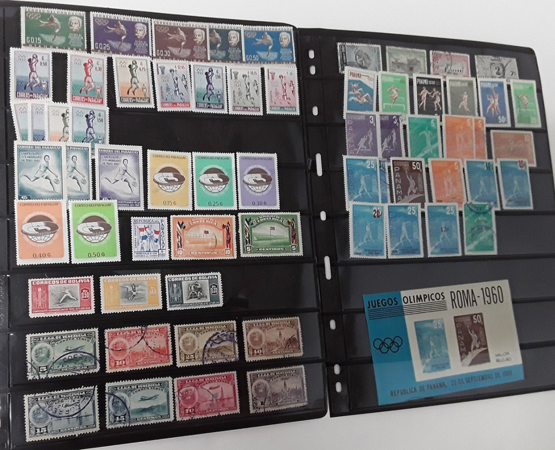 Continent of South America Stamp Collection - 3