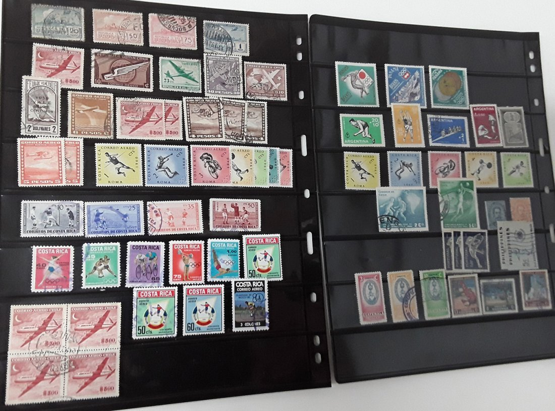 Continent of South America Stamp Collection - 4