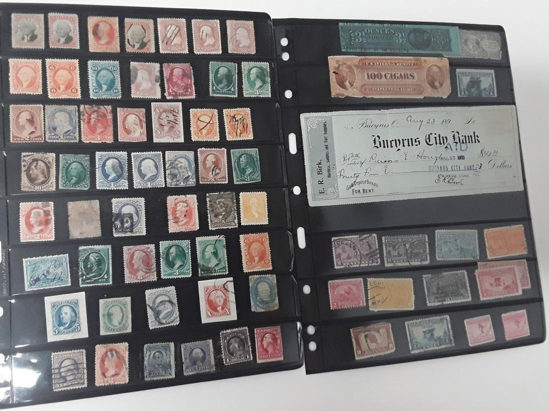 United States Stamp Collection