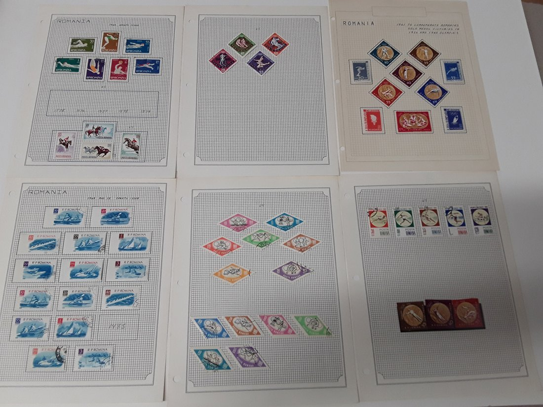 Europe Stamp Collection - 8