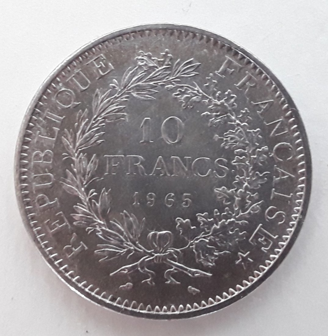 France Coin and Banknote Collection - 4