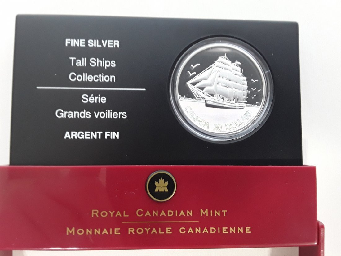 Canadian 2005 Proof Coins - 7