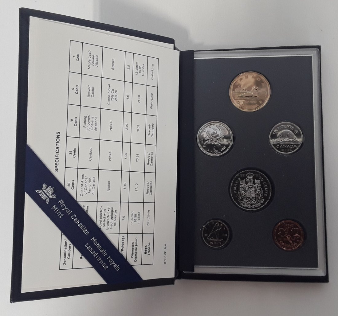 Canadian Gallery of Canadian History Coin Art - 3