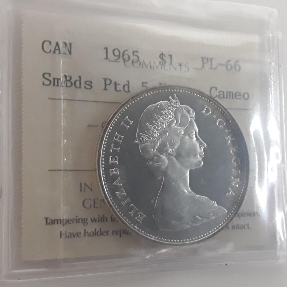 Canadian Prooflike Coin Collection - 3