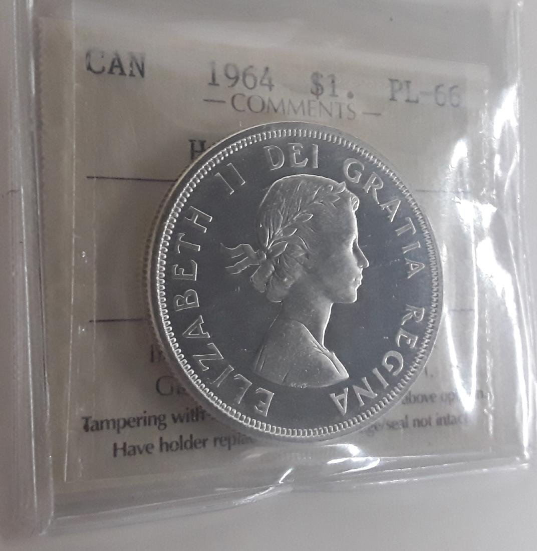 Canadian Prooflike Coin Collection - 4