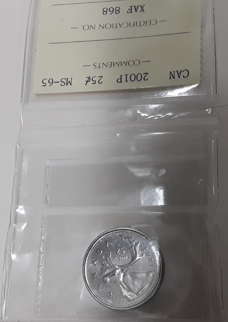 Canadian 25 Cent Coin Collection (quarter) - 3