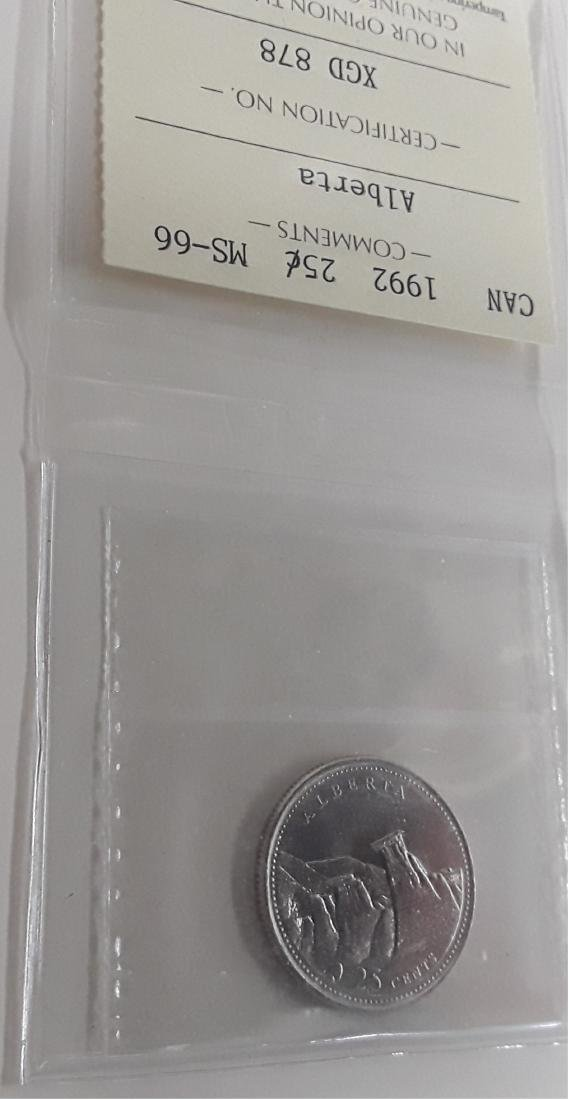 Canadian 25 Cent Coin Collection (quarter) - 5