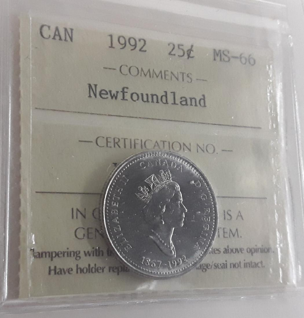Canadian 25 Cent Coin Collection (quarter) - 6