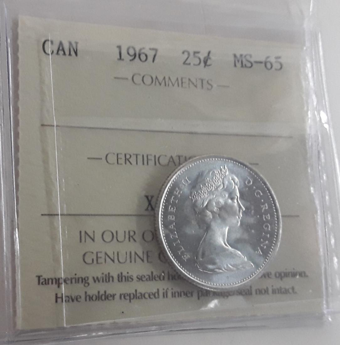 Canadian 25 Cent Coin Collection (quarter) - 8