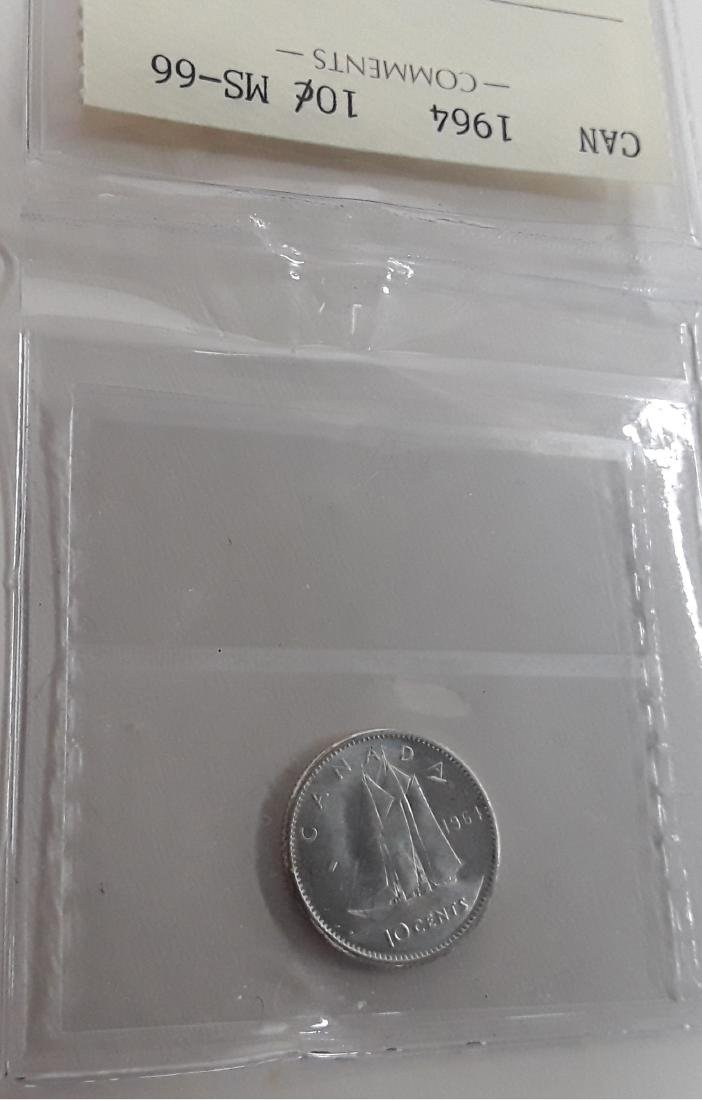 Canadian 1 Cent Coin Collection - 5