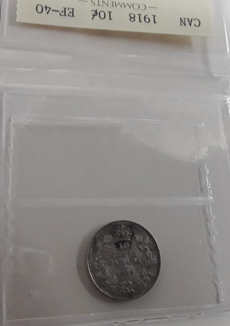 Canadian George V Era Coins - 4