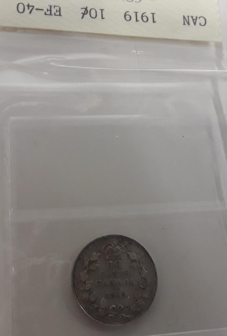 Canadian George V Era Coins - 6