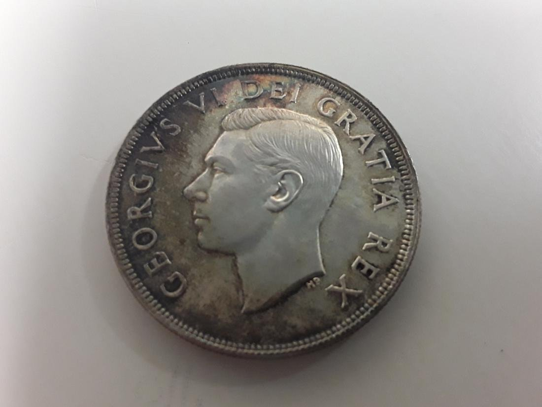 Canadian Silver Dollar Collection - 4