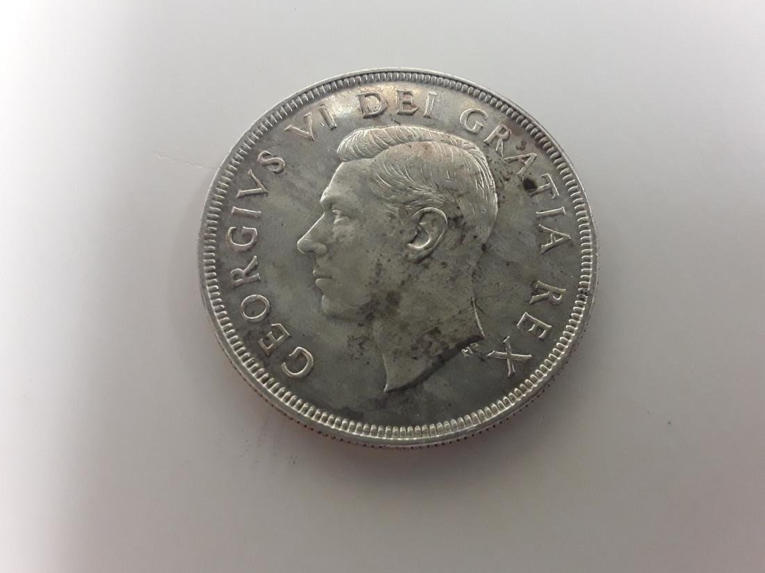 Canadian Silver Dollar Collection - 6