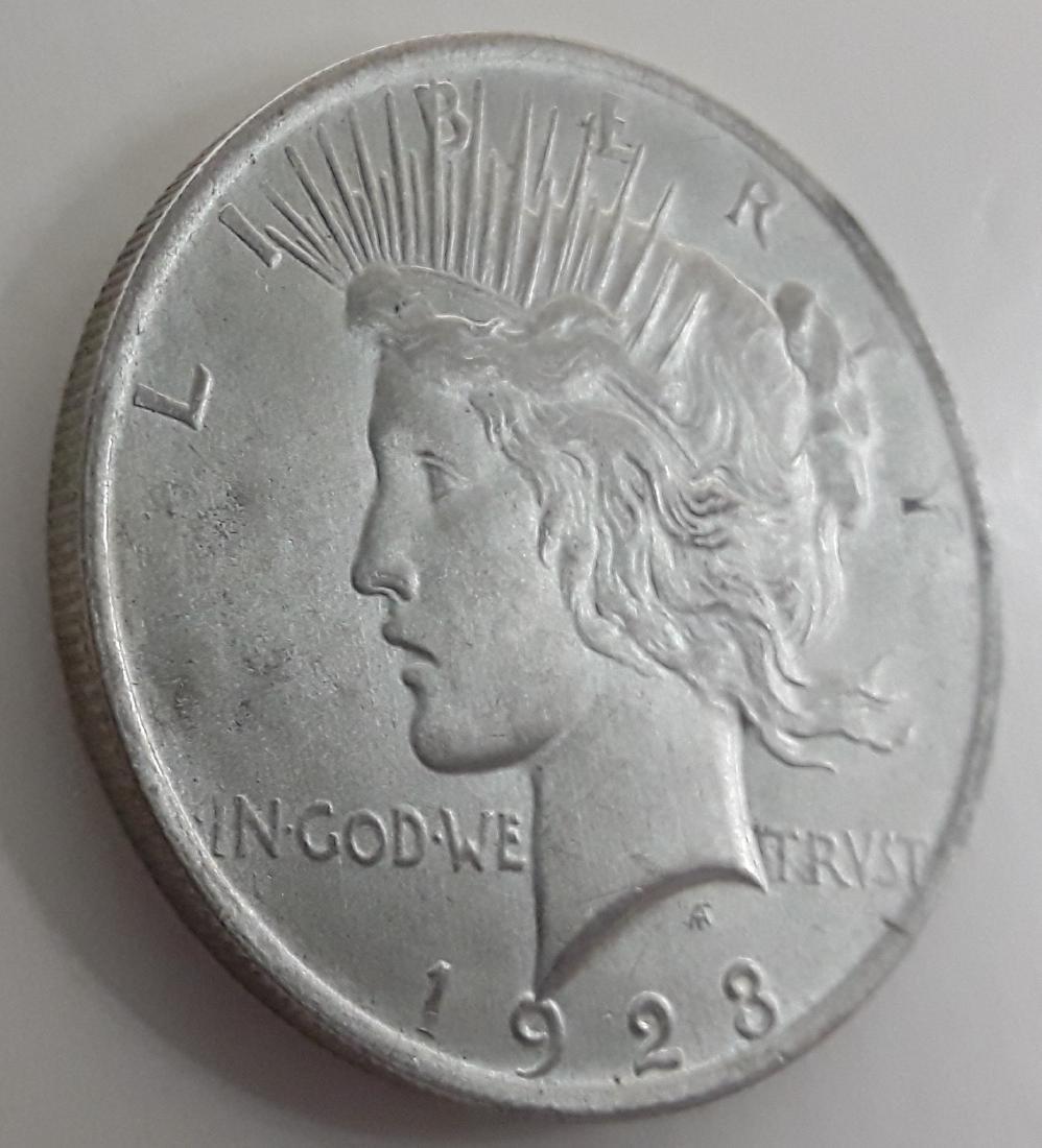 USA Silver Dollar Collection - 4