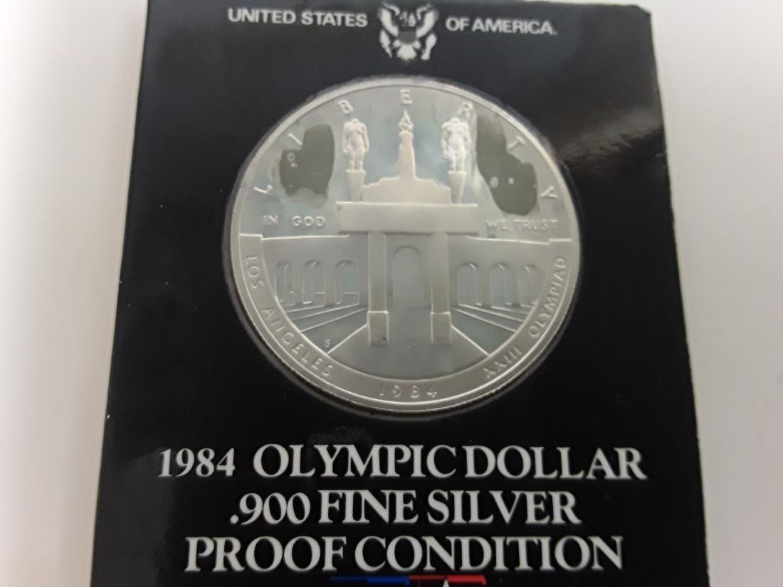 USA Silver Dollar Collection - 8