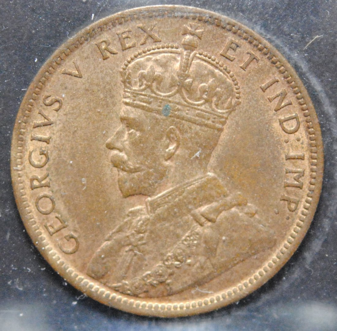 Canada 1911 One Cent ICCS MS63 Red & Brown - 2