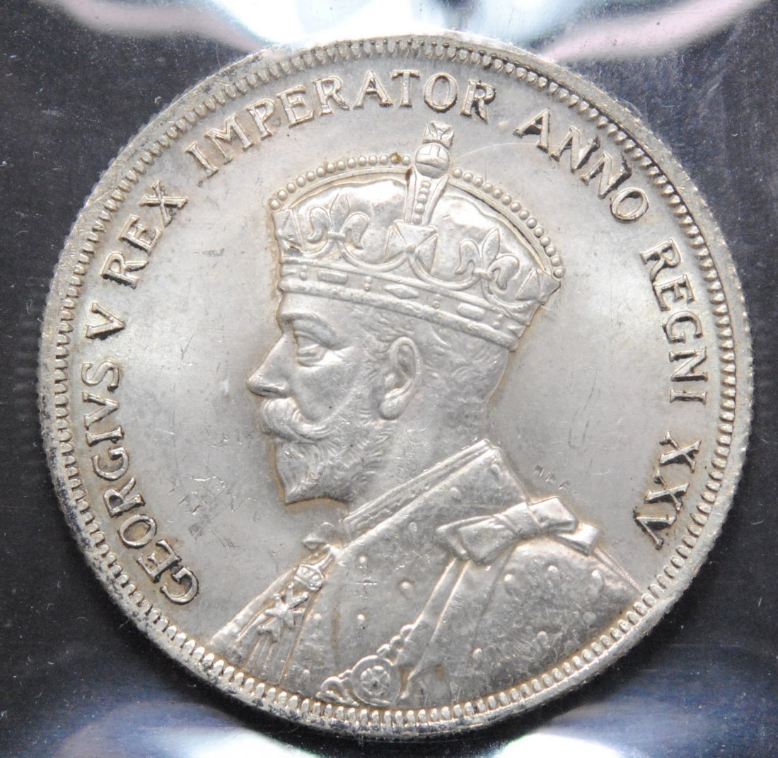 Canada 1935 Dollar ICCS MS64 - 2