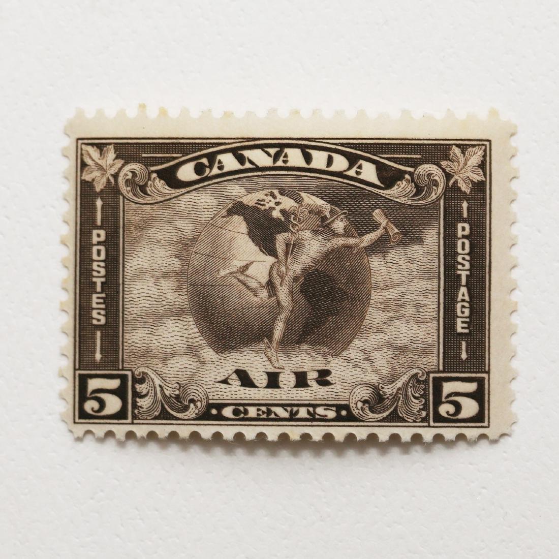 Canada 5c S/C #C2 F MNH