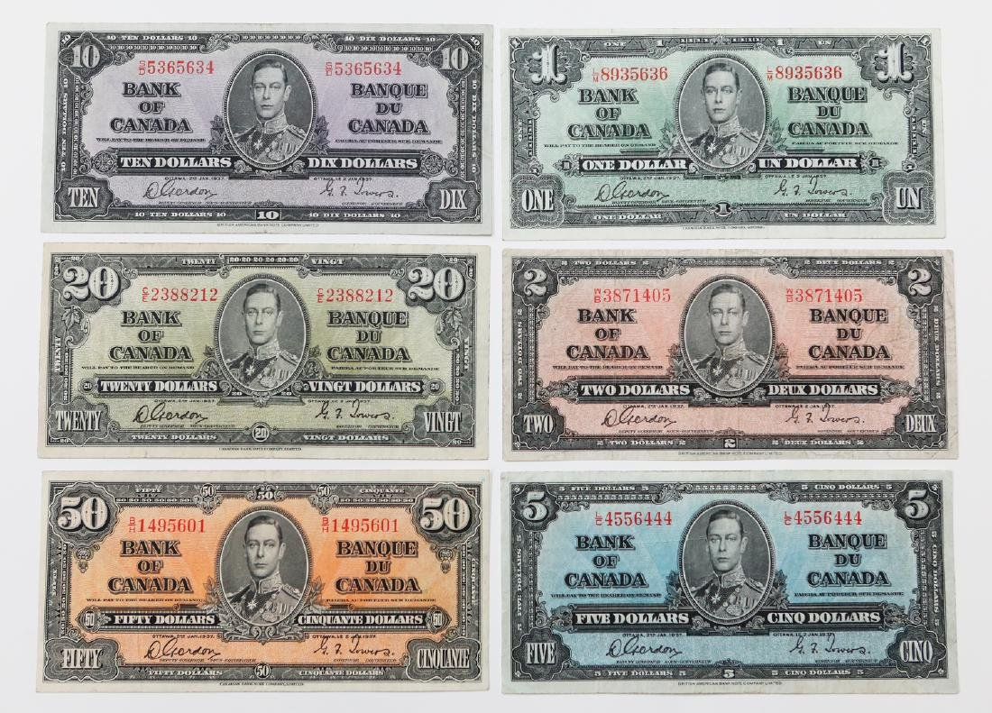 Canada Banknote Collection