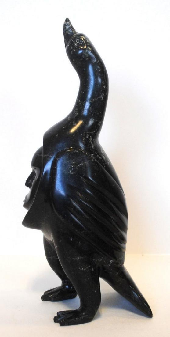 "Jimmy Petaulasie's ""Bear"" Sculpture - 2"
