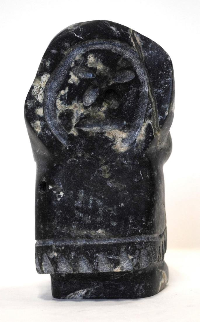 "Albert Qayutinnuaq's ""Shaman"" Sculpture"