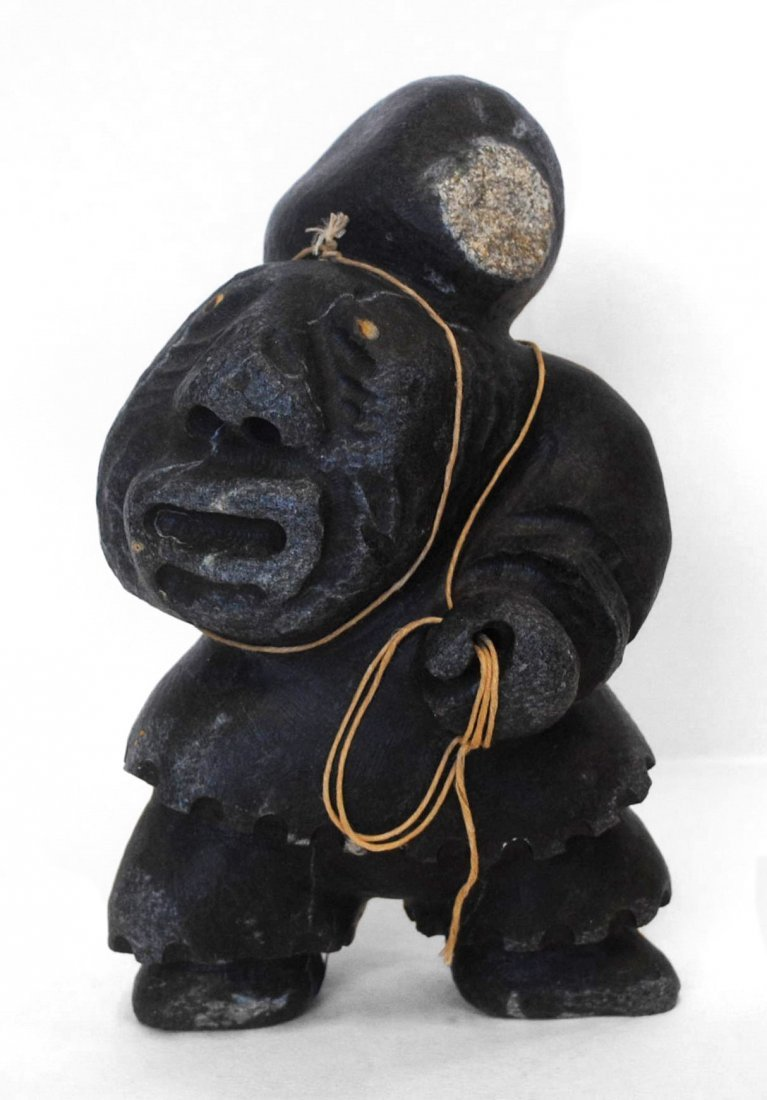"Andrew Porter's ""Shaman"" Sculpture"