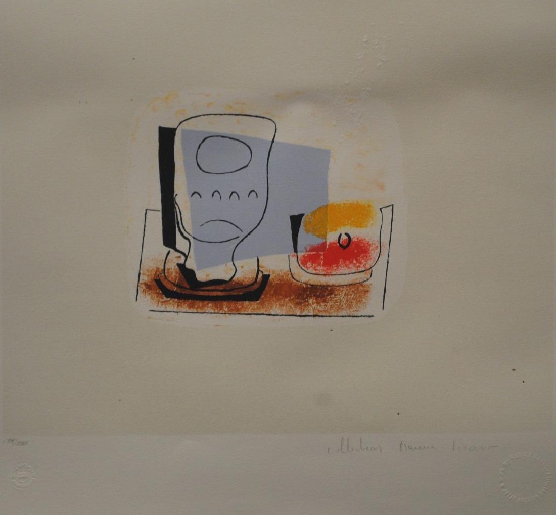 "Pablo Picasso's ""Nature Morte Au Verre"" Limited Edition"