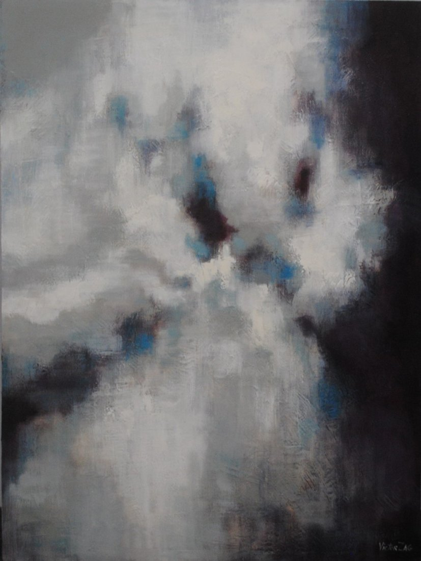 Victor Zag Original Painting