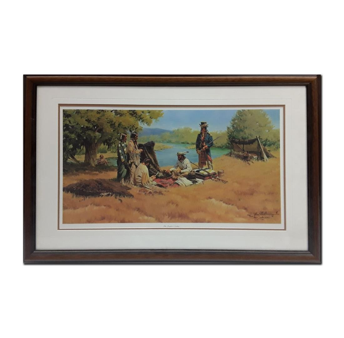 """Hu Jackson's """"The Trader's 'Soldier'"""" Limited Edition"""