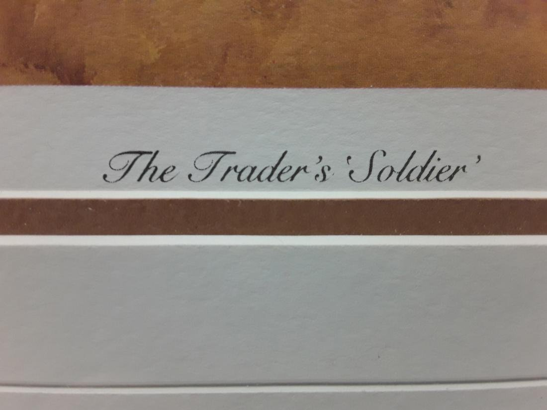 """Hu Jackson's """"The Trader's 'Soldier'"""" Limited Edition - 2"""