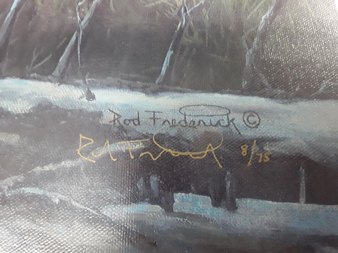 """Rod Frederick's """"The Wake Up Call"""" Limited Edition - 4"""
