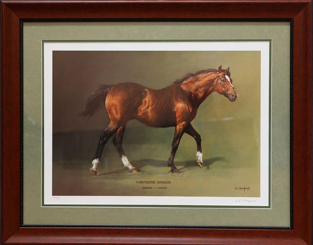 "S.L. Crawford's ""Northern Dancer"" Limited Edition"