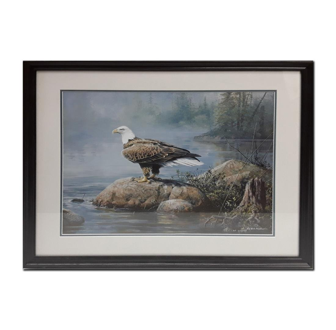 """Scott Zoelick's """"Headwaters Eagle"""" Limited Eedition"""
