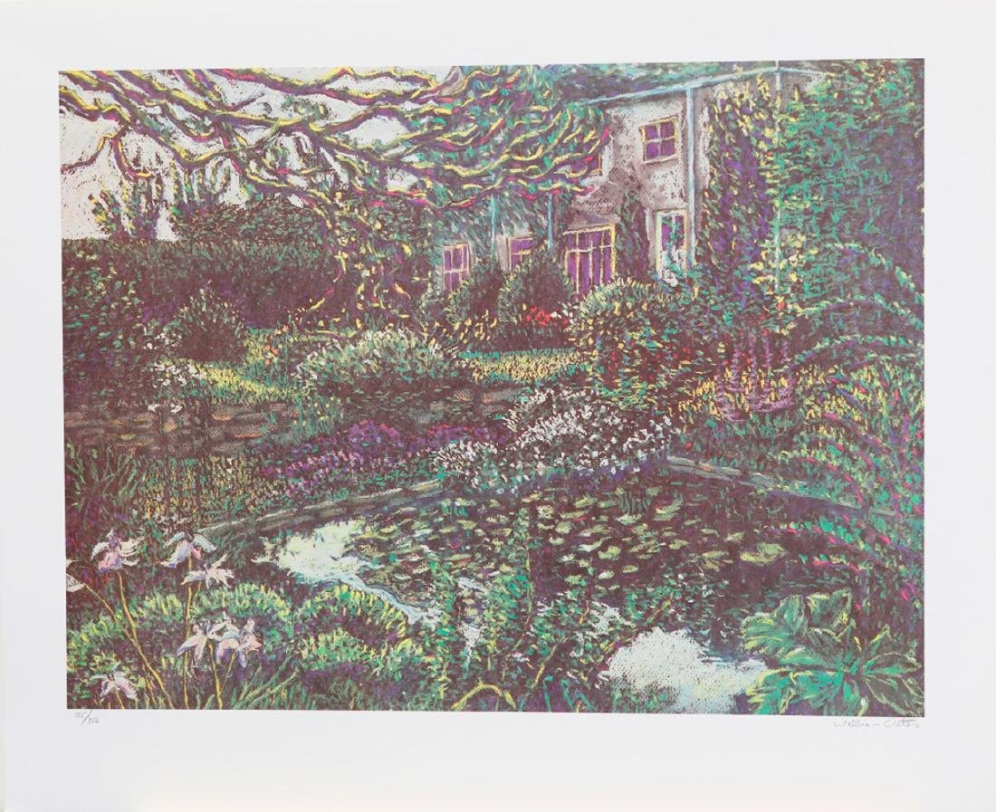 William Oates' Limited Edition Print