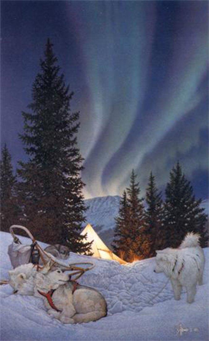 """Scott Kennedy's """"Aurora"""" Artist Proof Print"""