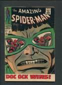 The Amazing Spiderman Comic Book 55