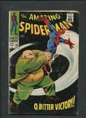 The Amazing Spiderman Comic Book 60