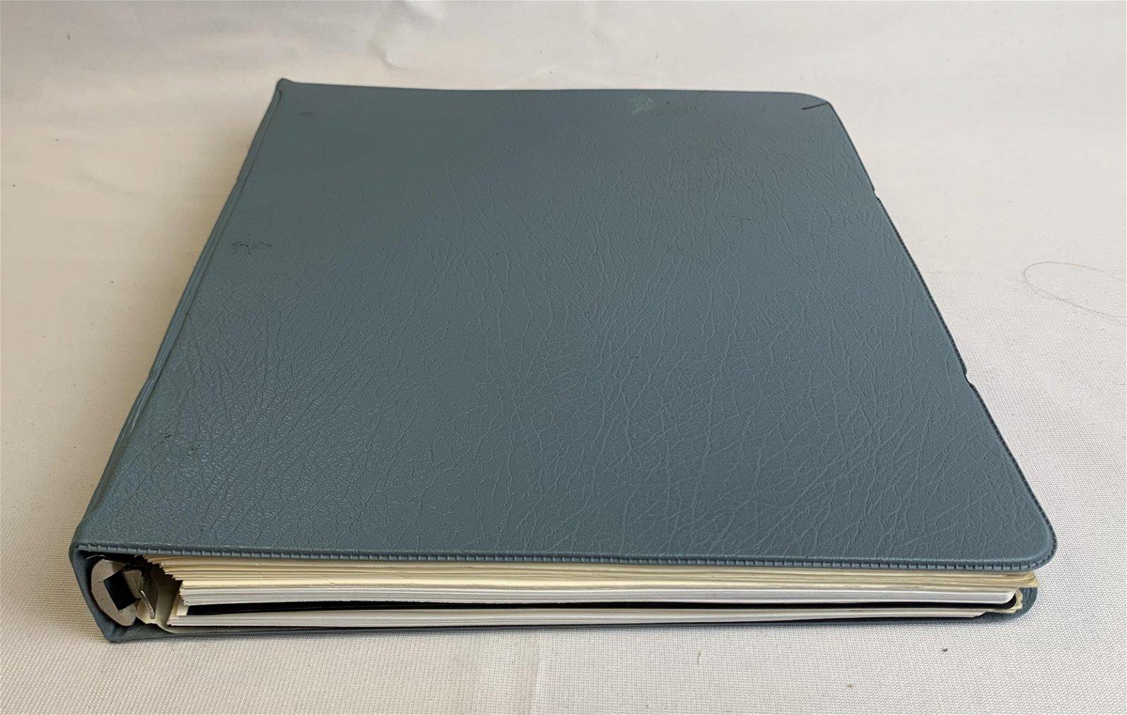 Netherlands Dealer's Stock Book 2
