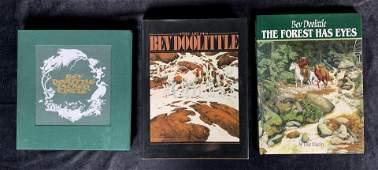 Bev Doolittle Hardcover Collector Books